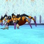 ボス戦4 蜘蛛
