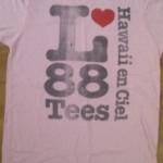 88TeesコラボTシャツ